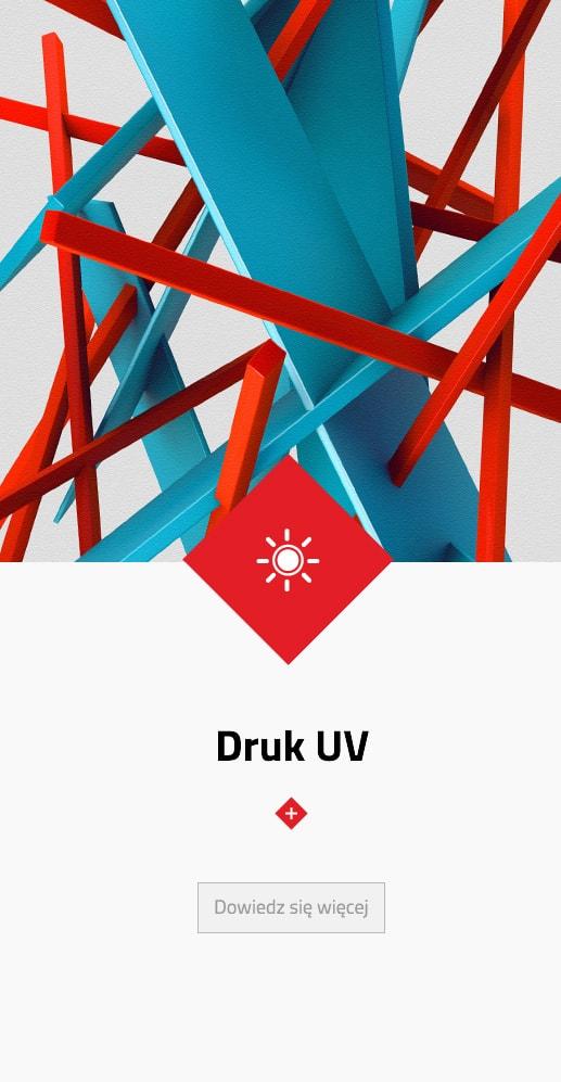 druk UV